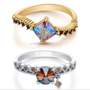 Fragrant Jewels NWT Rings Wanderlust Collection